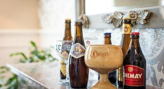 Avenue Deschanel B&B : Belgian Beer