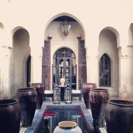 Riad Dar Darma: vista del dehor dalla mia suite