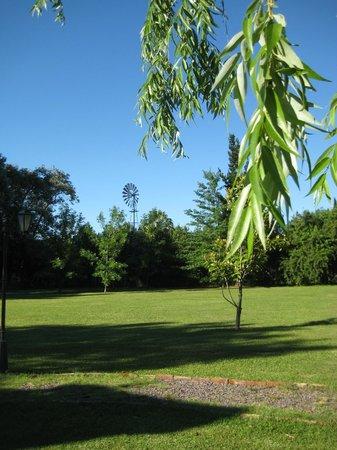 Las Fraulis Hosteria: Parque