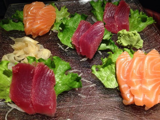 Citta del Drago: Sashimi