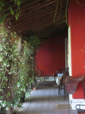 Las Fraulis Hosteria: Vista de las galerias