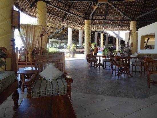 Baobab Beach Resort & Spa: Lounge