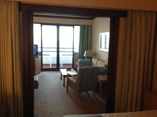 Madeira Regency Club : room 605 march 2014