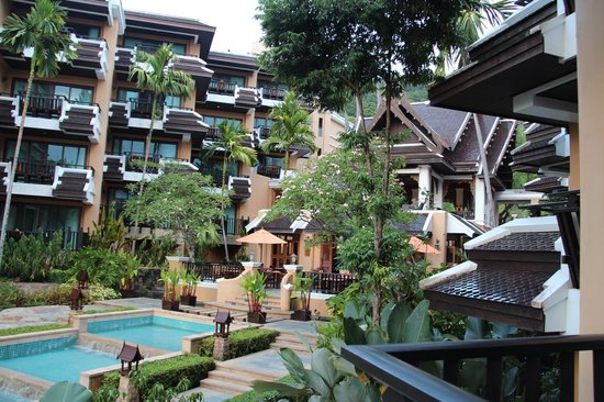 Amari Vogue Krabi: hotel. Chambres vue jardin