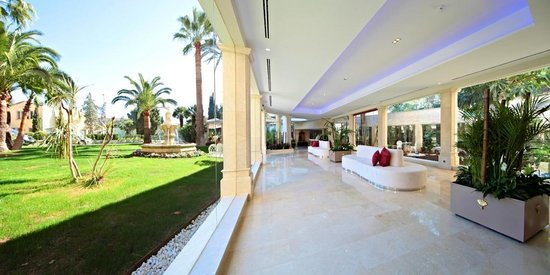 Hotel Son Caliu Spa Oasis: Hotel Entrada