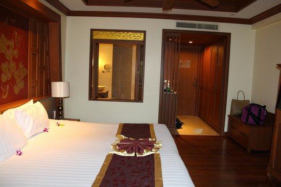 Amari Vogue Krabi: chambre lit très grand