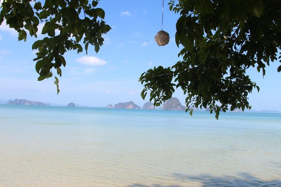 Amari Vogue Krabi : plage de l'hotel
