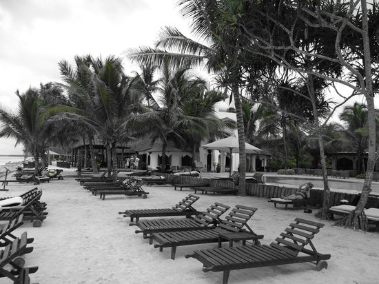 Sultan Sands Island Resort: sultan sand spiaggia