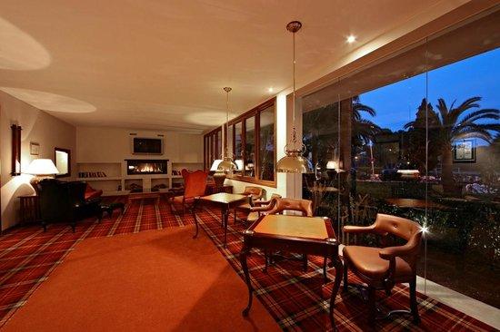 Hotel Son Caliu Spa Oasis: Salón Inglés