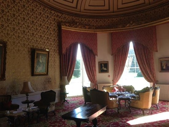 Cally Palace Hotel: Lounge