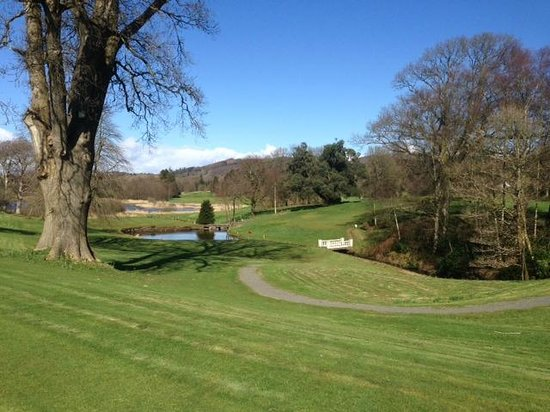 Cally Palace Hotel: Golf Course