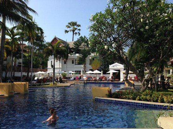 Novotel Samui Resort Chaweng Beach Kandaburi : Pool