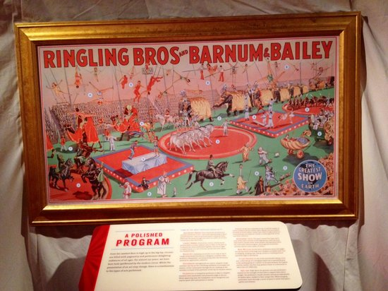 The Ringling : Ringling Brothers Museum