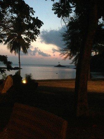 Nirwana Gardens - Nirwana Resort Hotel: view from Thai Restaurant