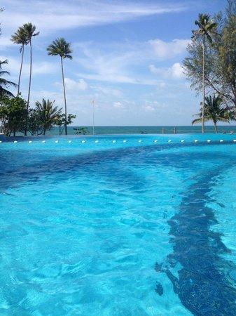 Nirwana Gardens - Nirwana Resort Hotel: infinity pool