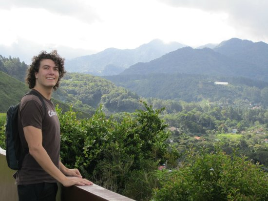 Barefoot Panama: Loved hiking in El Valle mountains with my guide Jeff.