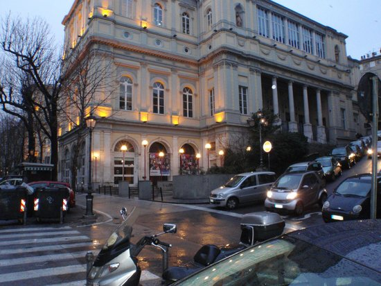 Residence Teatro Rossetti Trieste Italy
