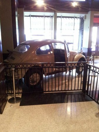 National Museum of Crime & Punishment : Ted Bundy's VW