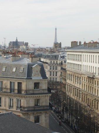 Paris France Hotel: eiffel tower , room n.82 view