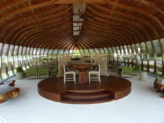 Park Hyatt Maldives Hadahaa: Lounge