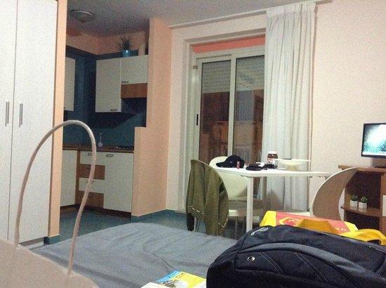 Tasso Suites: Nosso quarto