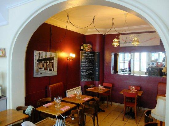 Le Picotin : La petite salle