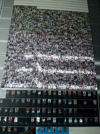 Newseum: Memorial to journalists killed in the line of duty