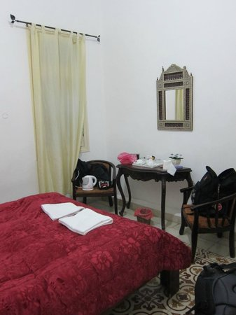 Al-Mutran Guest House: Camera