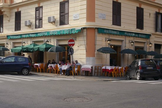 Ristorante dei Musei: the good time in this restaurant