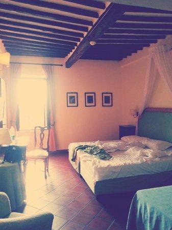 Il Chiostro del Carmine : La nostra stanza..