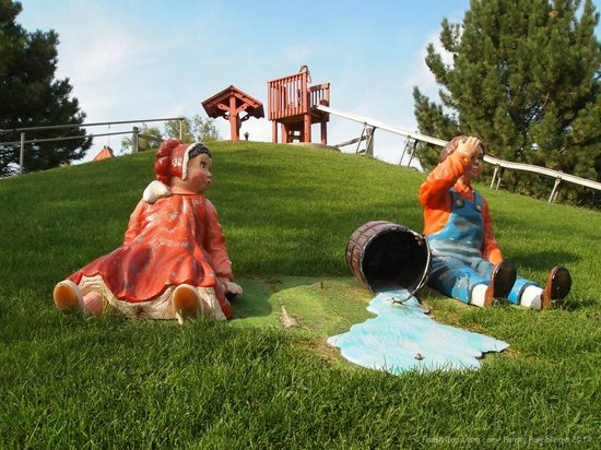 Storybook Land : Down the Hill with Jack & Jill
