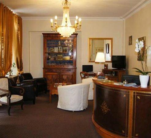 Hotel Balzac Fougeres France