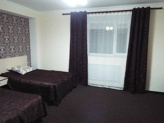 Ulpan : Двухместный номер с двумя кроватями