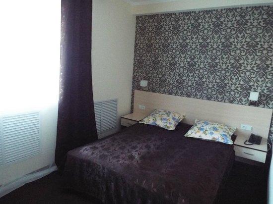 Ulpan: Двухместный номер с одной кроватью