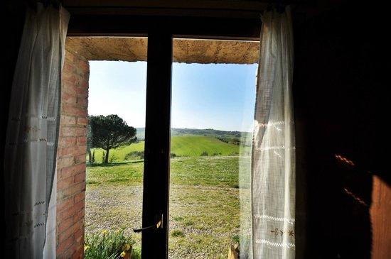Agriturismo Il Rigo : Вид из номера №6