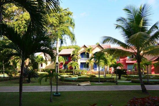 Tropical Princess Beach Resort & Spa: Le parc