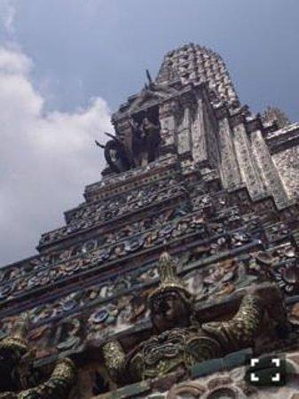Templo del Amanecer (Wat Arun): ワットアルン