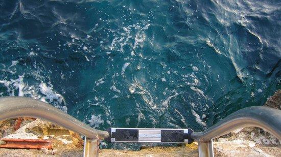 Hotel JS Cape Colom: Accesso al mare