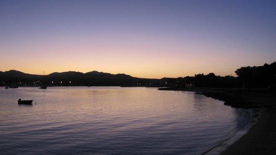 Hotel JS Cape Colom: baia Portocolom