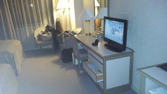 Hotel Grand Palace: 客室は広いです