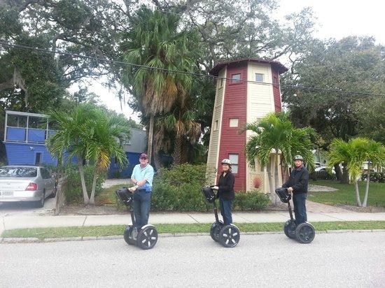 Florida Ever-Glides Inc. Segway Tour