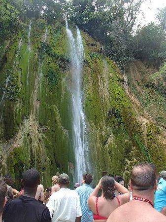 Samana Bay: El Salto del Limon are incredible!