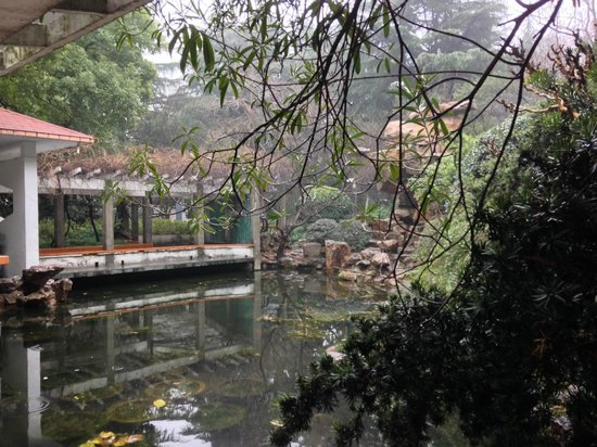 Chinese Culture Park: People'sPark near Moca Museum