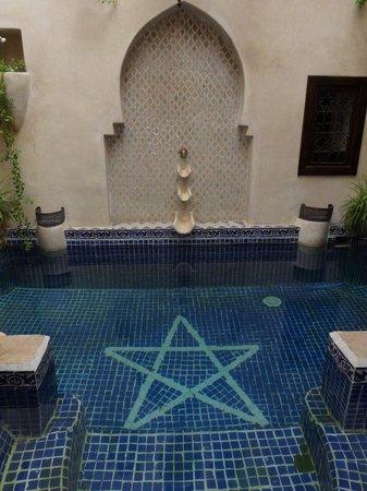 Riad Plein Sud : pool