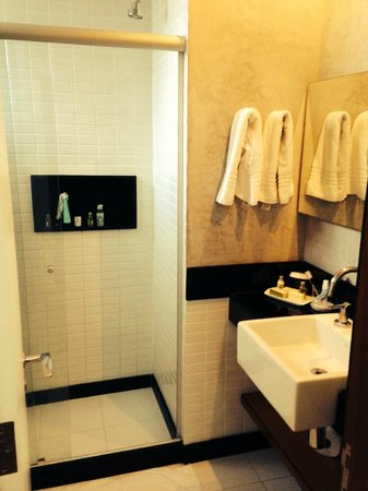 Mar Ipanema Hotel: Bagno
