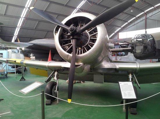 Aviation Heritage Museum: Wirraway