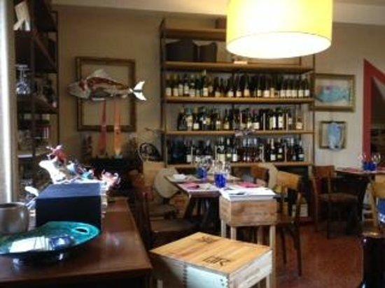 Osteria del Mare : Il ristorante