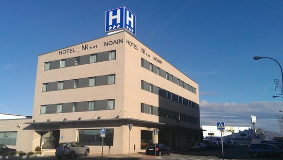 Hotel NR Noain - Pamplona: principal
