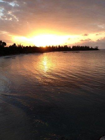 Hotel Riu Palace Jamaica : Sunset