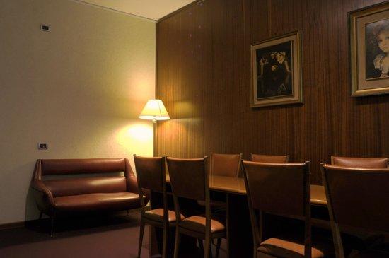 Hotel Rosengarten : Sala lettura